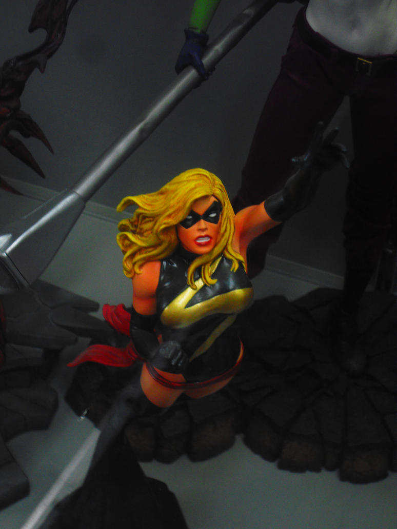 Ms. Marvel by Neville6000