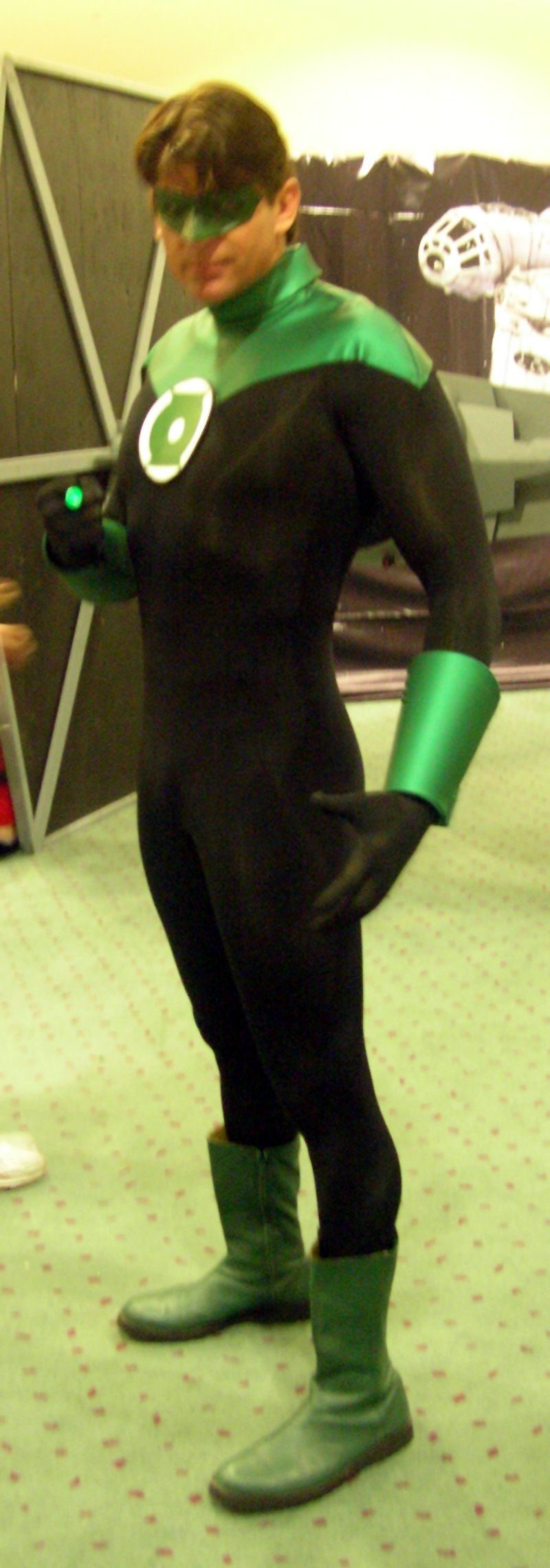 SFX-Fan Expo Cosplay 2009 15 (Green Lantern) by Neville6000