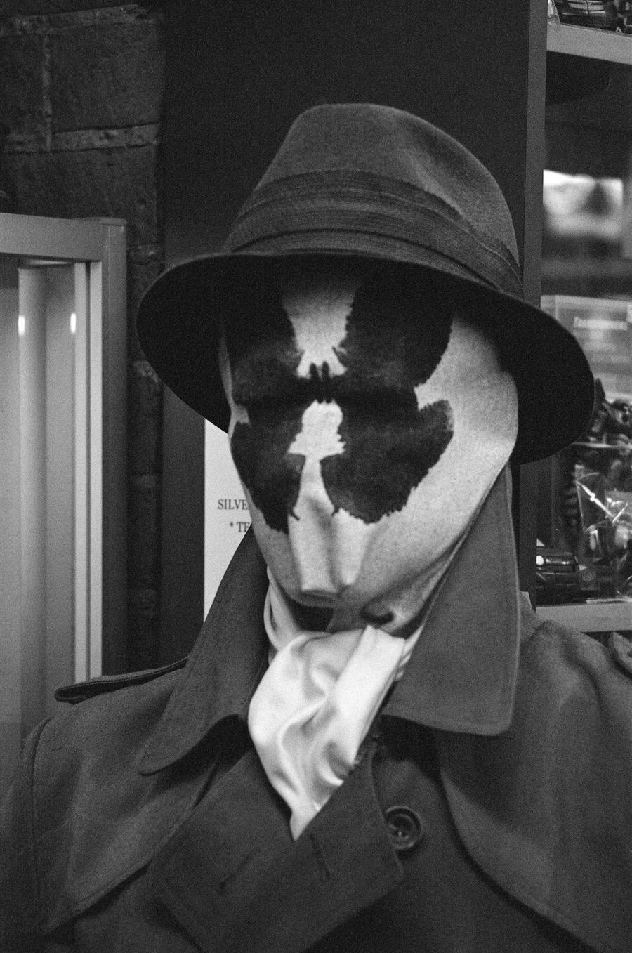 Rorschach by Neville6000
