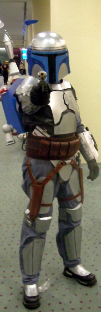 SFX-Fan Expo Cosplay 2009 33 (Jango Fett) by Neville6000