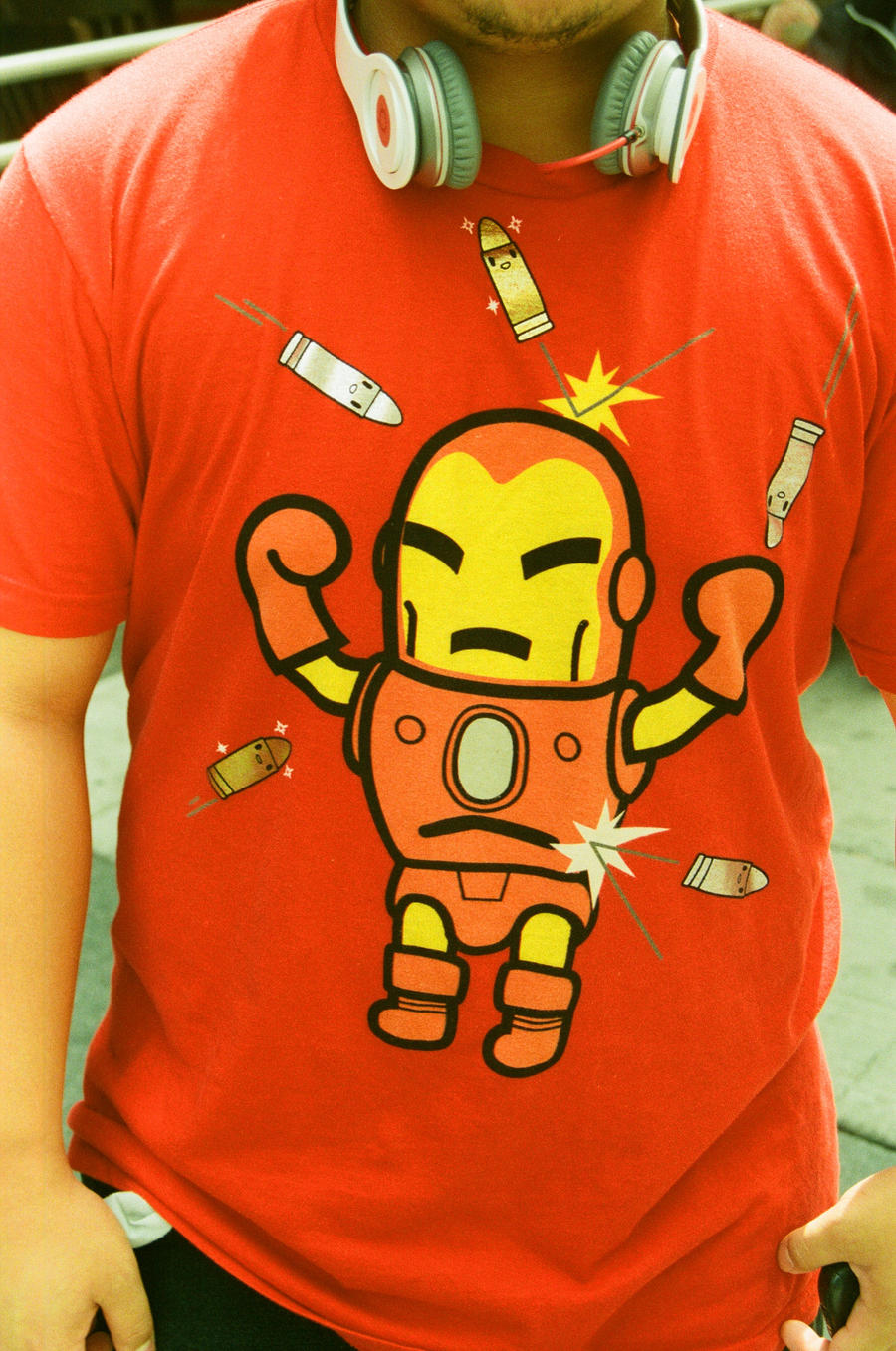 Mini iron man ii by neville6000 on deviantart - Mini iron man ...