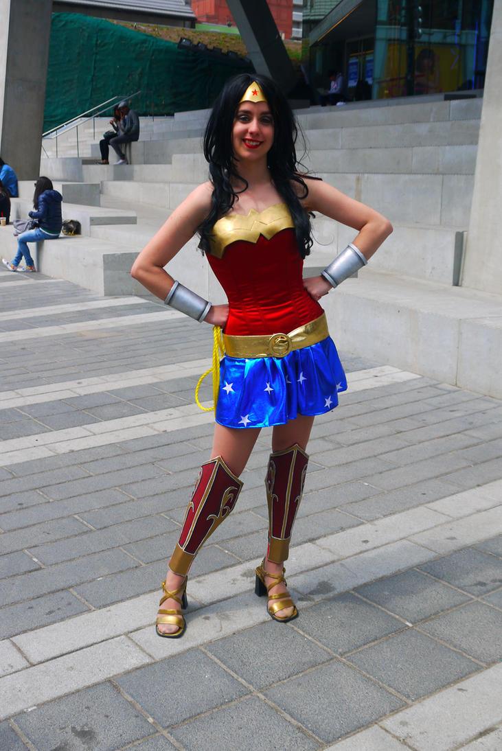 Wonder Woman III by Neville6000