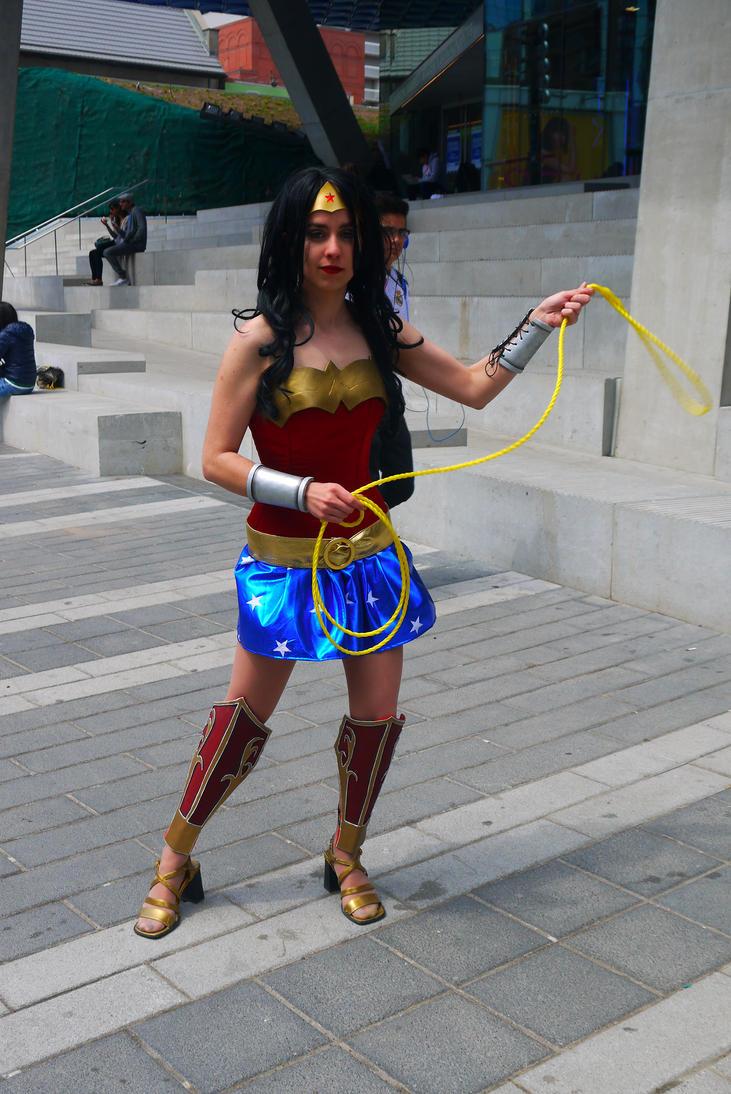 Wonder Woman IV by Neville6000