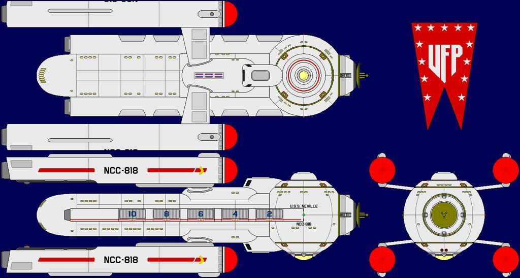 Neville Class Carrier by Neville6000