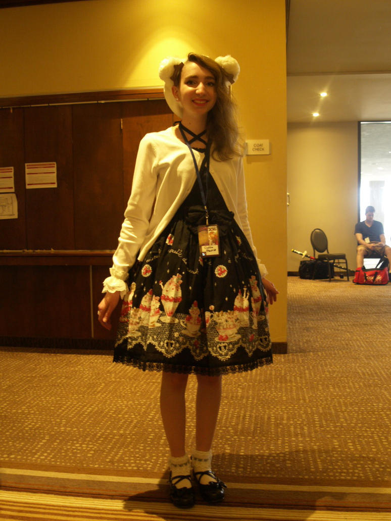 Lolita Girl by Neville6000