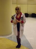 Dr. Harleen Quinzel by Neville6000