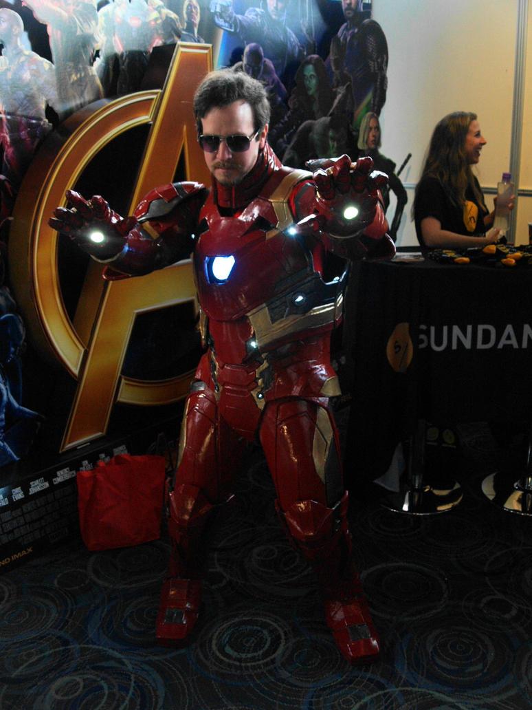 Tony Stark #1 by Neville6000