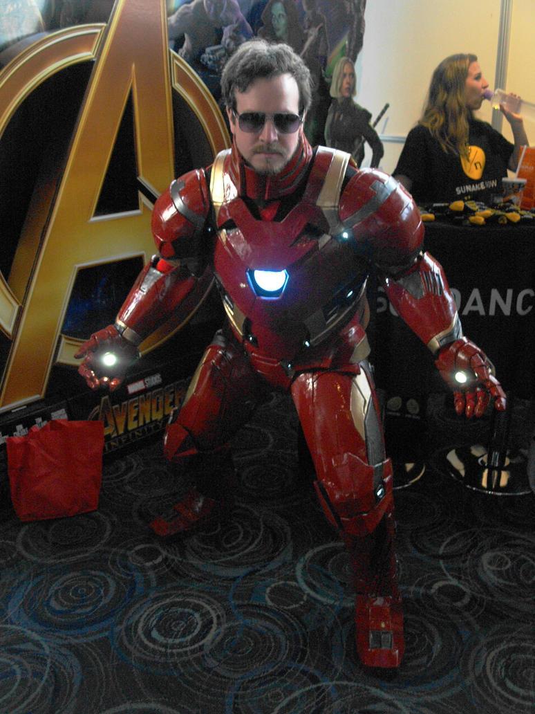 Tony Stark #2 by Neville6000