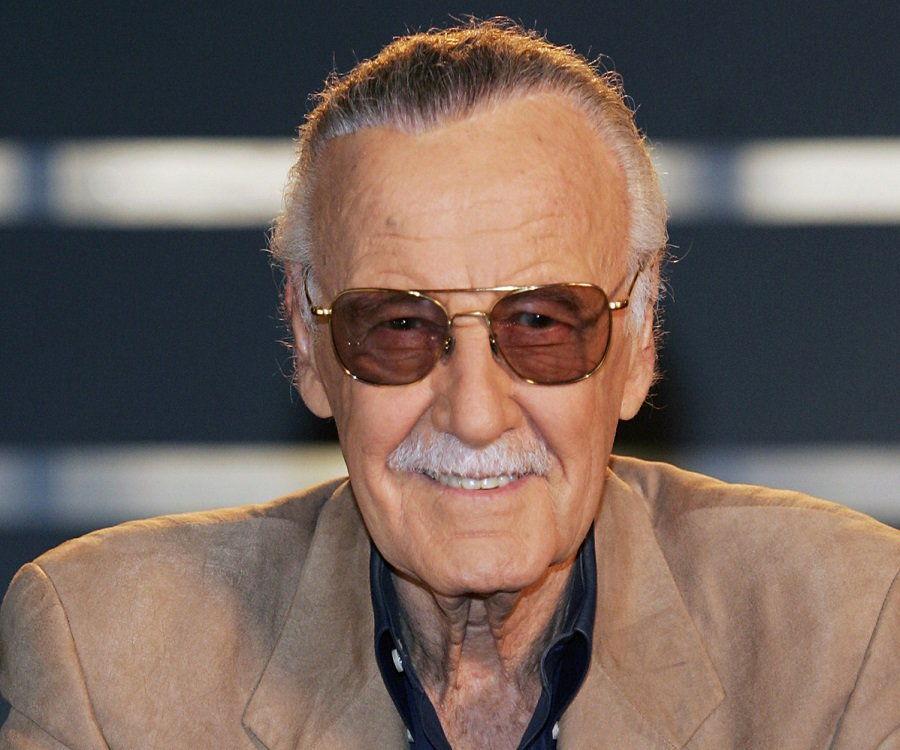Stan Lee, 1922-2018 by Neville6000