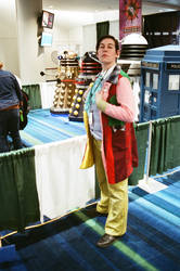 The Doctor by Neville6000