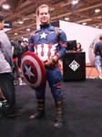 Captain America by Neville6000