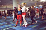The Couple That Cosplays Together...
