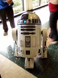 R2 D2 II by Neville6000