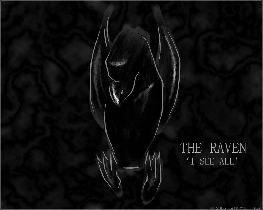 Raven Nevermore Wallpaper