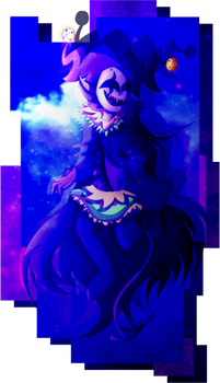 jevil but hes in a skirt