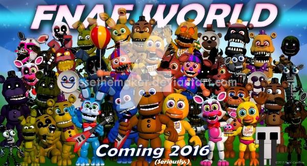 Adventure Fnaf 4 halloween animatronics by JoseTheMaker on DeviantArt