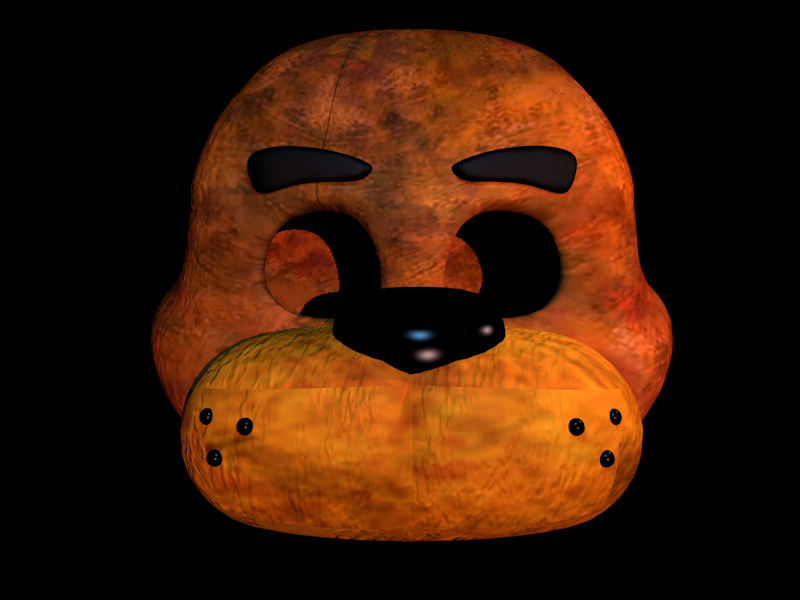 pin freddy fazbear mask images to pinterest