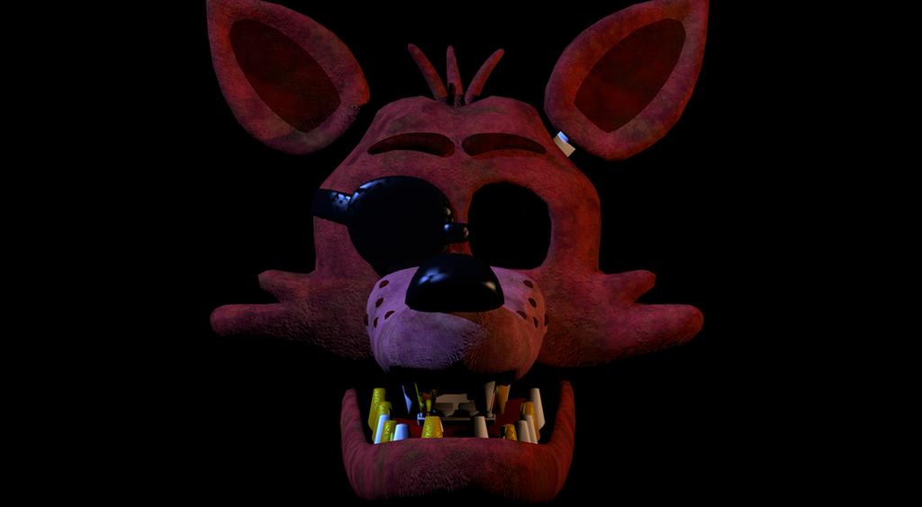 Foxy Head By JoseTheMaker On DeviantArt