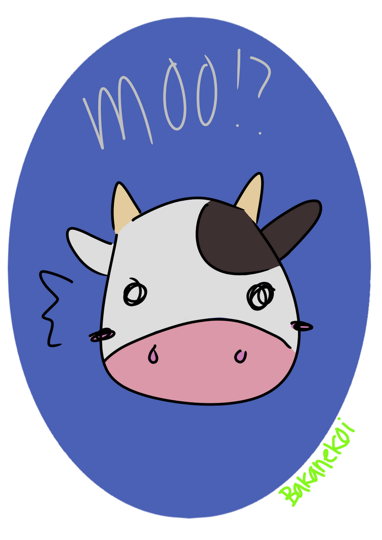 MOO!? (Request) by Pathetique524