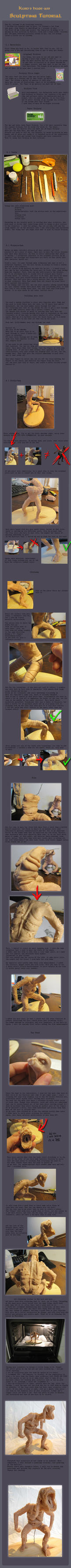 Sculpting Tutorial by SgtMilenko