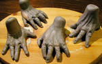 WIP - Hands