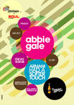 abbie gale live poster