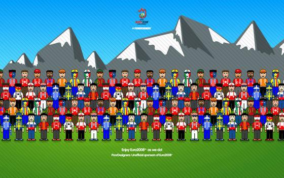Euro 2008 fans_wallpaper