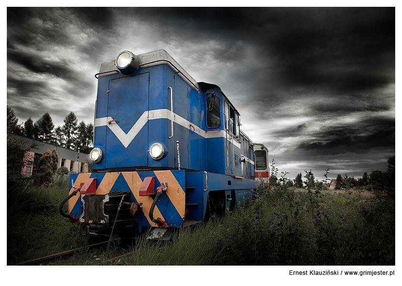 Runaway Train by Grim-Jester