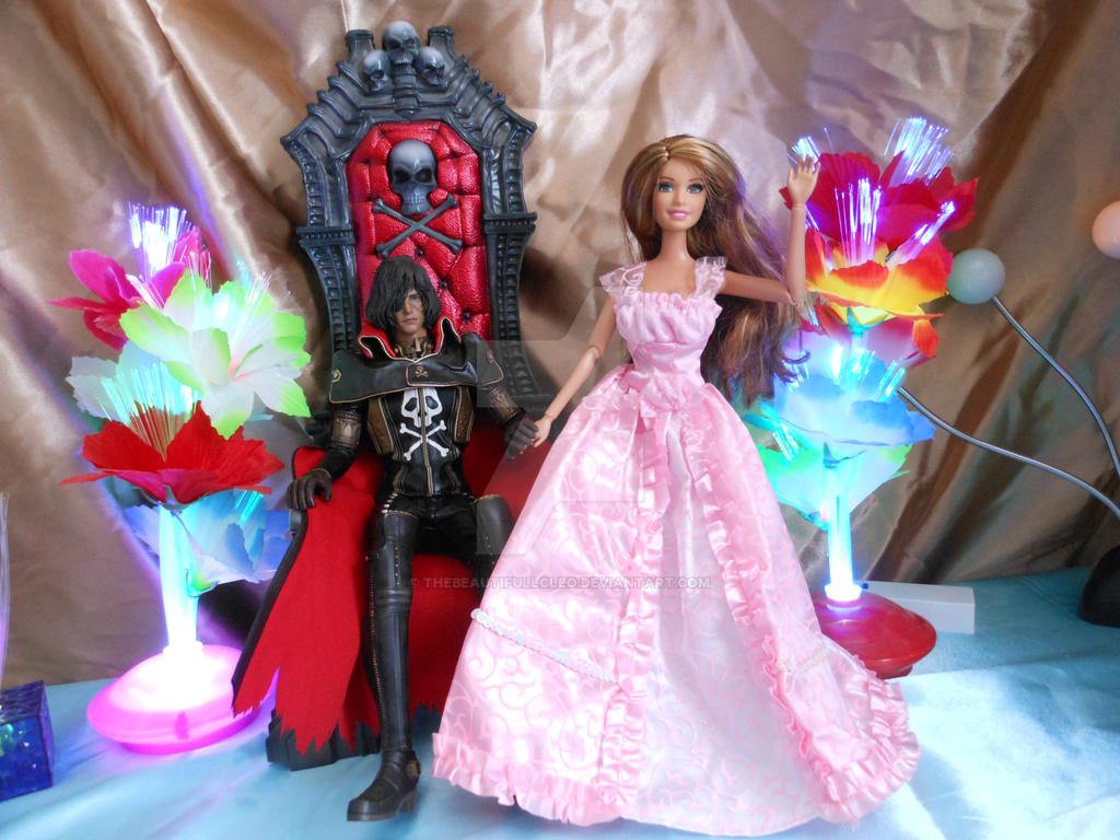 Christmas 2014 Hot Toys Harlock And Barbie Style By