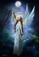 Angel on Earth by Stella63