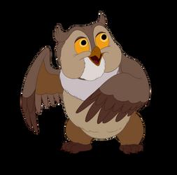 #05 - Friend Owl by MichaelJRuocco