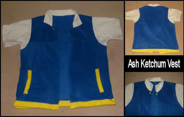 Ash ketchum vest by mega arts on deviantart ash ketchum vest by mega arts solutioingenieria Images