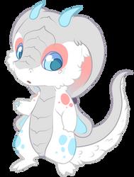 258 - Bunny Dragon by Mega-Arts