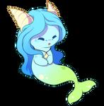 262- Mermaid by Megas-Arts