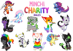 Minchi Pride Charity Sales!(2/12 Available)