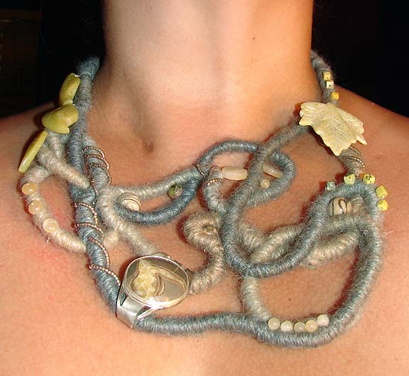 Nja Necklace by Artsee1