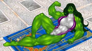 She Hulk 3