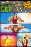 Wendy vs. the Tanks by ArtbroJohn
