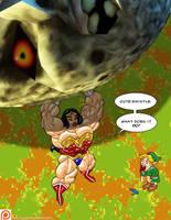 Wonder Woman 3 by ArtbroJohn