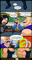 Muscle Wars page 17 by ArtbroJohn
