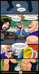 Muscle Wars page 17 by ArtbroJohn