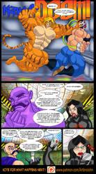 Muscle Wars page 22 by ArtbroJohn
