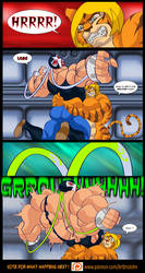 Muscle Wars page 23 by ArtbroJohn