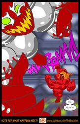 Muscle Wars page 38 by ArtbroJohn