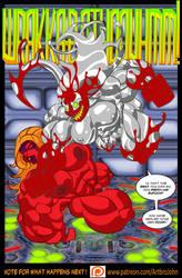 Muscle Wars page 39 by ArtbroJohn