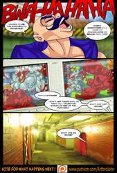 Muscle Wars page 43 by ArtbroJohn