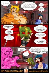 Muscle Wars page 44 by ArtbroJohn