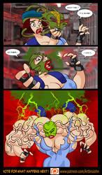 Muscle Wars page 45 by ArtbroJohn