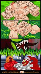 Muscle Wars page 46 by ArtbroJohn