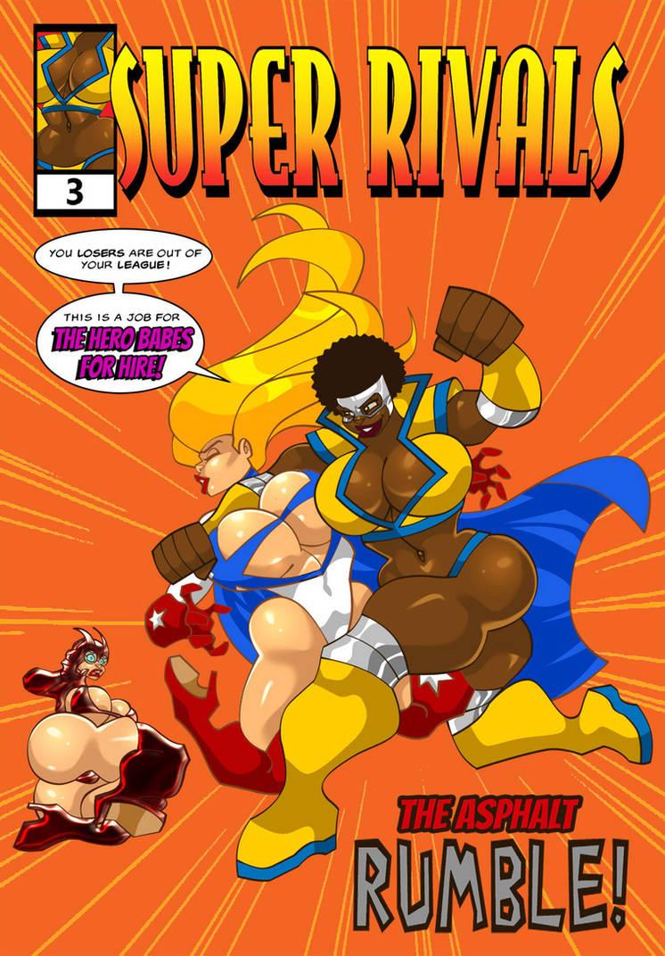 Super Rivals #3